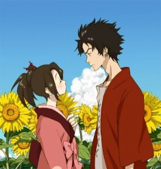 Fuu and Mugen from Samurai Champloo