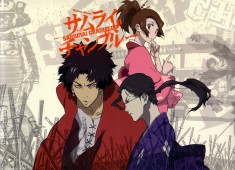Samurai Champloo Roman Album cover artwork