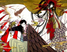 ×××ホリック xxxHolic illustration