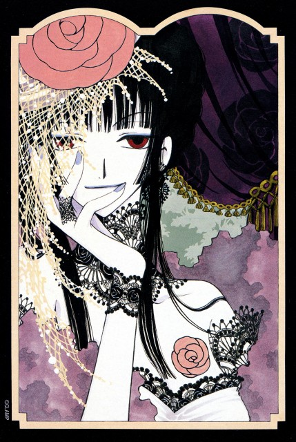 ×××ホリック xxxHolic manga artwork