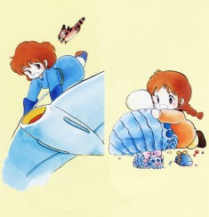 Nausicaä of the Valley of the Wind fan art