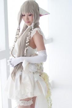 Chobits cosplay ちょびっツ 2012年12月 : そりはちょっといや∼ん
