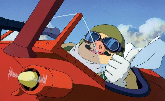 Hayao Miyazaki's Porco Rosso 紅の豚