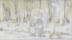 My Neighbor Totoro となりのトトロ storyboards