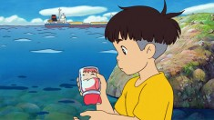 Sousuke (宗介) from the Hayao Miyazaki film Ponyo 崖の上のポニョ