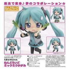 Vocaloid Lucky Star Kagami Hatsune Miku Cosplay Nendoroid Figure
