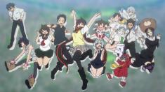 Yozakura Quartet Characters