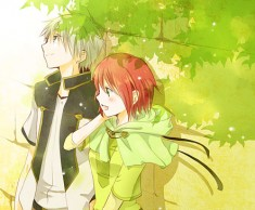 Akagami no Shirayuki-hime illustration