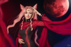 cosplay: Black Lady – Sailor Moon by TimFowl on DeviantArt
