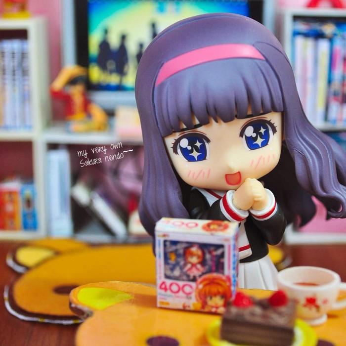"""""""My very own Sakura Nendo!"""""""