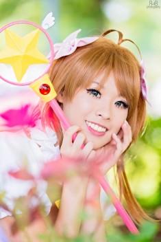 Cardcaptor Sakura cosplay (^∇^)ノ ♥, Cherriko Cosplay | Rudi B Photography