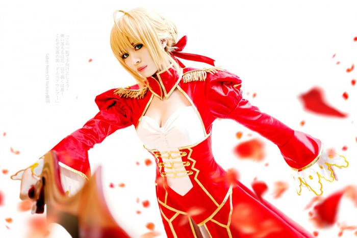 Cosplay : Fate/EXTRA – Saber Nero 2 by yurkary on DeviantArt