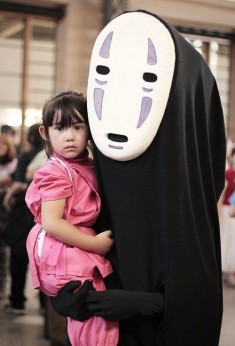 Cosplay Kids: Spirited Away