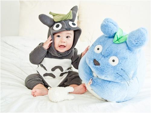 Cosplay Kids: Totoro