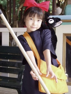 Cosplay Kids: Kiki's Delivery Service