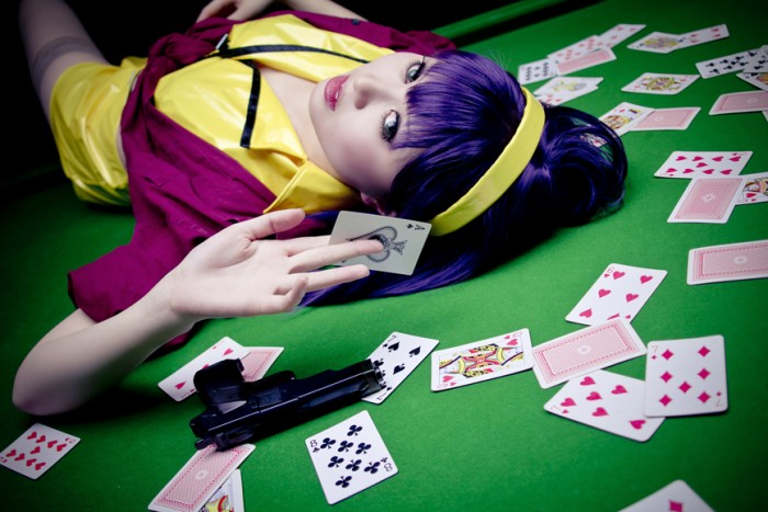Cowboy Bebop cosplay: Forever Broke by christie-cosplay on DeviantArt