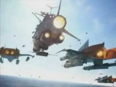 Prototype of the Space Battleship Yamato pachinko game commercial circa 2009 – YouTube Video
