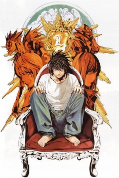 Death Note illustration