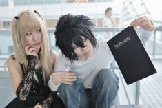 Death Note cosplay from Japan