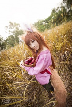 Spice & Wolf cosplay 狼と香辛料