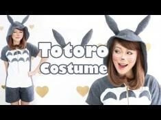 ▶ ➳ DIY: Totoro Hoodie Costume – YouTube