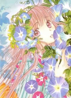 Chobits manga art ちょびっツ