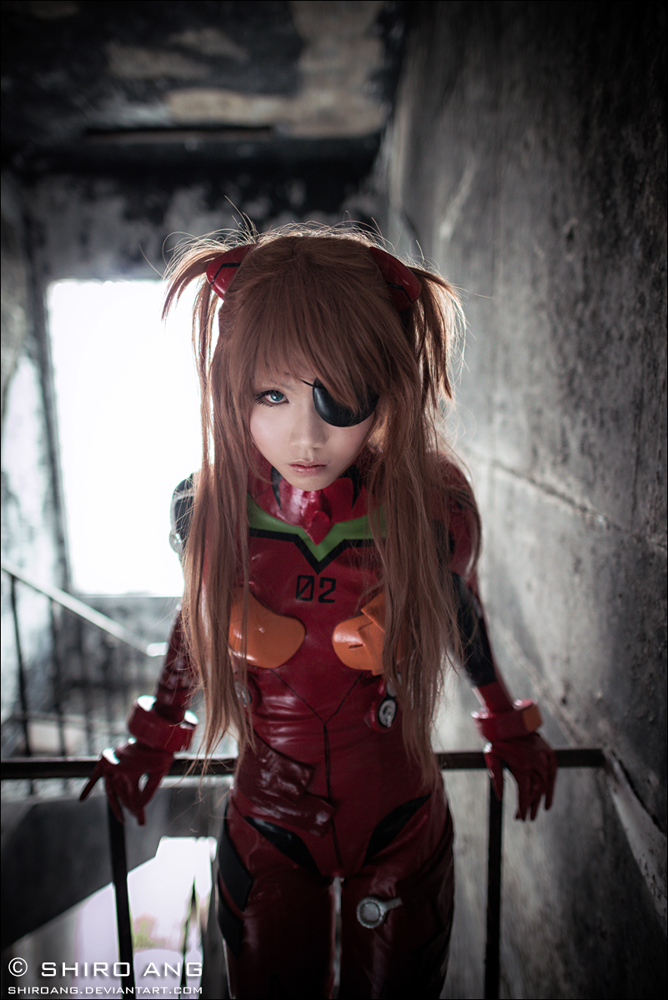 cosplay: Evangelion: 3.0 – 10 by shiroang on DeviantArt
