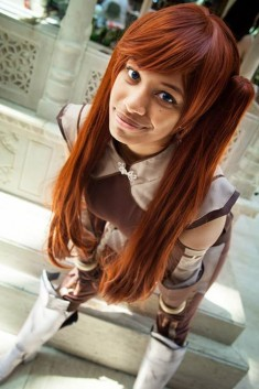 Firaga Fox Cosplay: Tsundere Severa is tsundere!!! Photo by Pancake-Remix