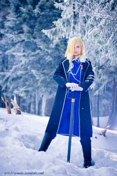 Fullmetal Alchemist cosplay – Sovereign by ayashige on DeviantArt