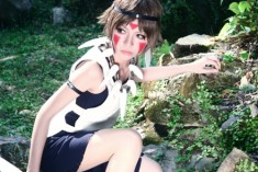 Princess Mononoke cosplay もののけ姫