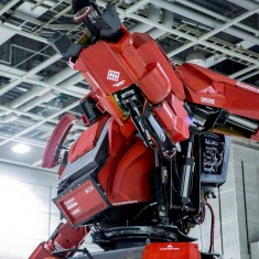 Giant Fighting Robot Now Available on Amazon for Your Next Evil Billionaire Cocktail Party | Tok ...