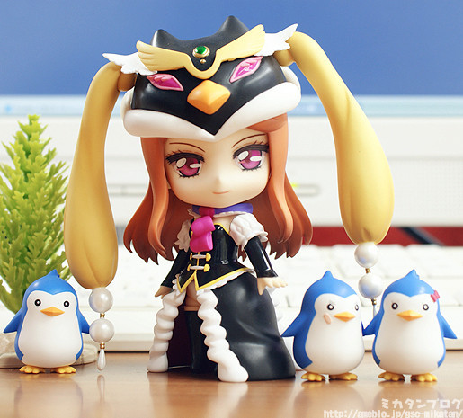 """Penguindrum"" Princess of the Crystal Nendoroid"