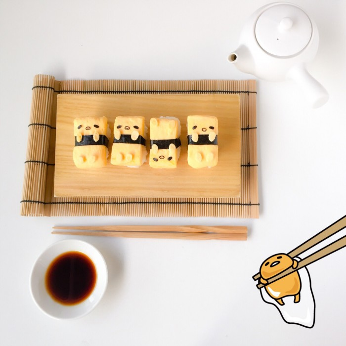 Gudetama Sushi