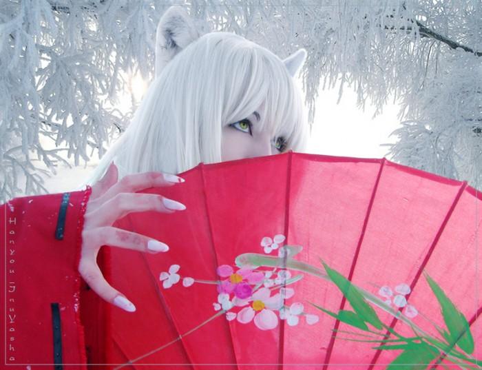 Hanyou InuYasha cosplay by Biosintes on DeviantArt