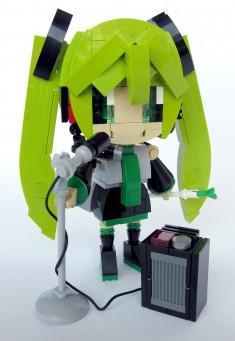Hatsune Miku Lego