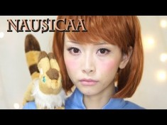 NAUSICAÄ Cosplay Makeup – YouTube