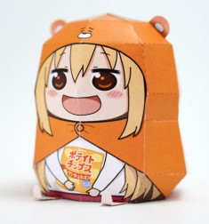 Himouto! Umaru-Chan – Umaru Doma Free Paper Toy Download
