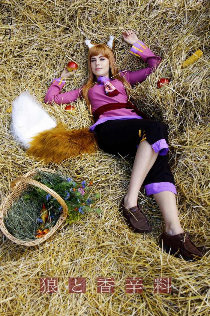 Horo cosplay by Faid-Eyren