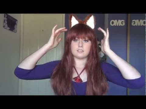 Horo ~ Spice & Wolf Anime Makeup Tutorial+Animania Vlog! – YouTube Video