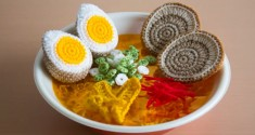 How to Knit Yourself the Perfect Bowl of Ramen | Spoon & Tamago