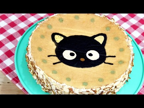 How to Make a Chococat Cake! – YouTube Videos