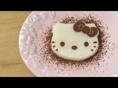 How to Make Hello Kitty Mochi! – YouTube Video