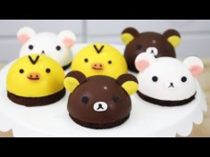 How to Make Rilakkuma Bombe Cakes! – YouTube Video