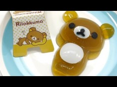 How to Make Rilakkuma Pudding – YouTube Video