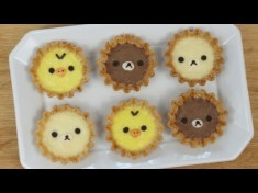 How to Make Rilakkuma Tarts! – YouTube Video