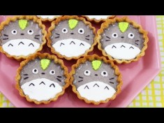 How to Make Totoro Tarts! – YouTube Video
