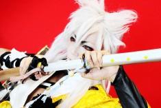 Cosplay: Kogitsunemaru of ToukenRanbu