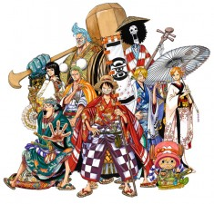 One Piece ワンピース illustration