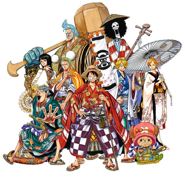One Piece ワンピース illustration