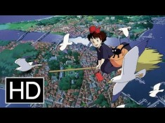 Kiki's Delivery Service – Official Trailer – YouTube